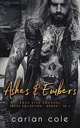 Ashes & Embers Series Collection by Carian Cole
