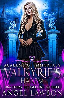 Valkyrie's Claim by Angel Lawson