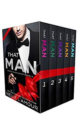 THAT MAN: Holiday Box Set Books 1-5 by Nelle L'Amour