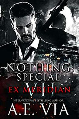 Nothing Special VII: EX Meridian by A.E. Via, Jay Aheer