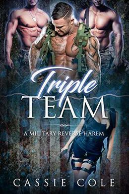 Triple Team by Cassie Cole
