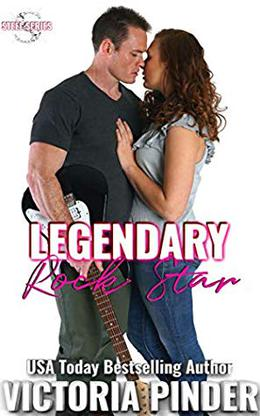 Legendary Rock Star: Enemies to Lovers Romance by Victoria Pinder