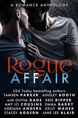 Rogue Affair by Tamsen Parker, Ainsley Booth, Olivia Dade, Kris Ripper, Amy Jo Cousins, Emma Barry, Adriana Anders, Kelly Maher, Stacey Agdern, Jane Lee Blair