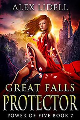 Great Falls Protector: Power of Five Collection - Book 7 by Alex Lidell