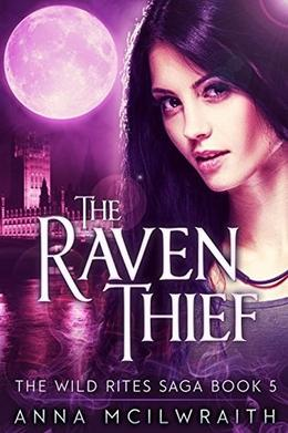 The Raven Thief by Anna McIlwraith