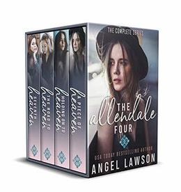 The Allendale Four: The Complete Series by Angel Lawson