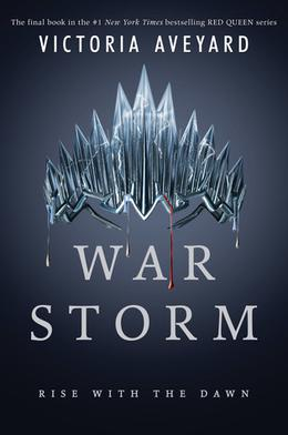 War Storm by Victoria Aveyard