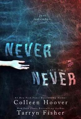 Never Never: Part Two by Colleen Hoover, Tarryn Fisher