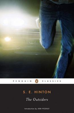 The Outsiders by S.E. Hinton, Jodi Picoult