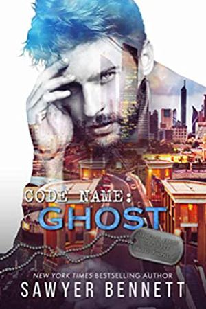 Code Name: Ghost by Sawyer Bennett
