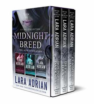 Midnight Breed Series New Generation Box Set by Lara Adrian