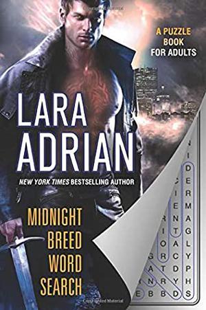 Midnight Breed Word Search by Lara Adrian