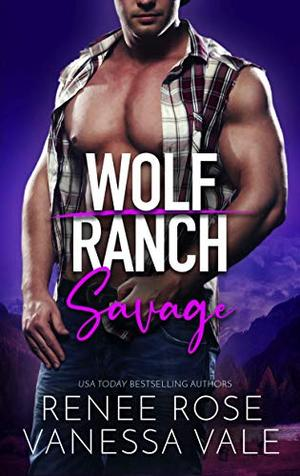 Savage: A Secret Baby Wolf Shifter Romance by Renee Rose