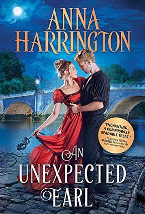 An Unexpected Earl by Anna Harrington