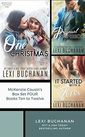 McKenzie Cousins Box Set Four: Books Ten, Eleven, Twelve by Lexi Buchanan