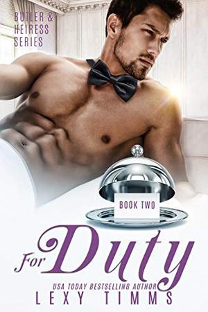 For Duty by Lexy Timms, Book Cover by Design