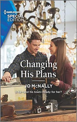 Changing His Plans (Gallant Lake Stories) by Jo McNally