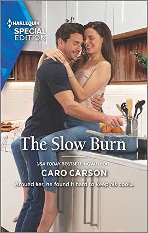 The Slow Burn (Masterson, Texas) by Caro Carson