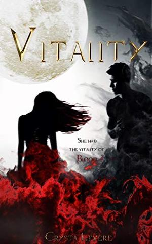 Vitality: He haunts her dreams and waking life, and staying away becomes harder than she could have ever imagined… A tale of forbidden love….. A gothic vampire romance by Crysta Levere