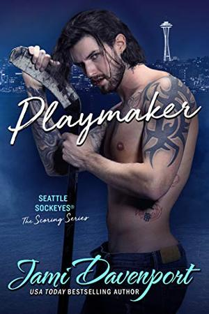 Playmaker: A Seattle Sockeyes Puck Brothers Novel by Jami Davenport