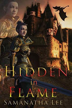 Hidden in Flame by Samantha Lee