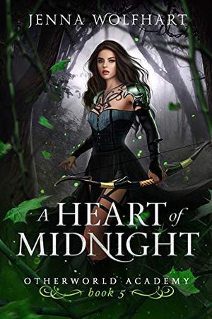 A Heart of Midnight by Jenna Wolfhart