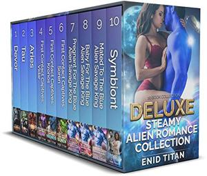 Deluxe Steamy Alien Romance Collection: 10 Book Sci Fi Romance Collection by Enid Titan