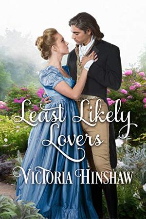 Least Likely Lovers by Victoria Hinshaw, The Write Designer