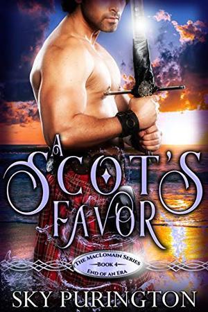 A Scot's Favor by Sky Purington