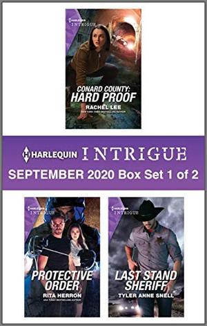 Harlequin Intrigue September 2020 - Box Set 1 of 2 by Rachel Lee, Rita Herron, Tyler Anne Snell