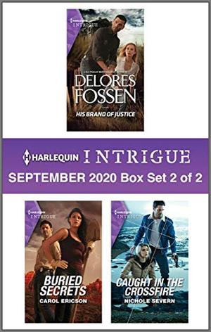 Harlequin Intrigue September 2020 - Box Set 2 of 2 by Delores Fossen