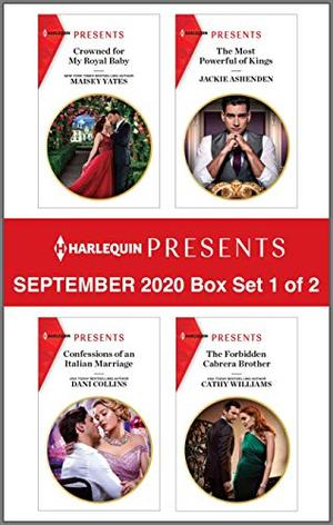 Harlequin Presents - September 2020 - Box Set 1 of 2 by Maisey Yates, Dani Collins, Jackie Ashenden, Cathy Williams