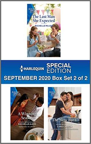 Harlequin Special Edition September 2020 - Box Set 2 of 2 by Michelle Major, Rochelle Alers, Caro Carson
