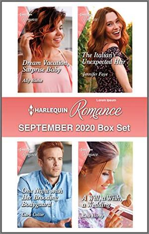 Harlequin Romance September 2020 Box Set by Ally Blake, Jennifer Faye, Cara Colter, Kate Hardy