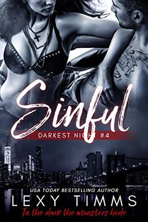 Sinful by Lexy Timms, Book Cover by Design