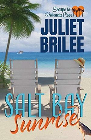 Salt Bay Sunrise by Juliet Brilee