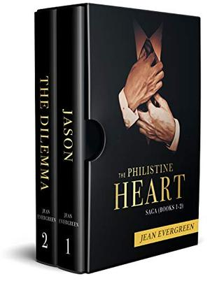 The Philistine Heart Box Set: A Dark Romance Saga by Jean Evergreen