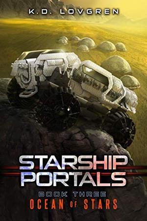 Ocean of Stars: A Suspense-Filled Science Fiction AI Adventure by K.D. Lovgren