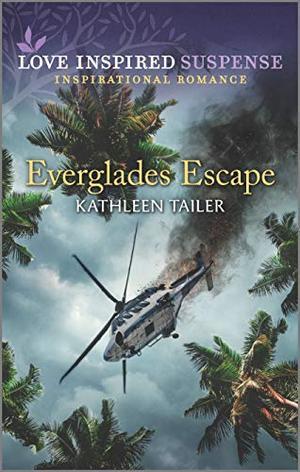 Everglades Escape (Love Inspired Suspense) by Kathleen Tailer