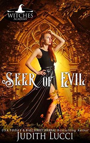 Seer of Evil by Judith Lucci, Witches Coven