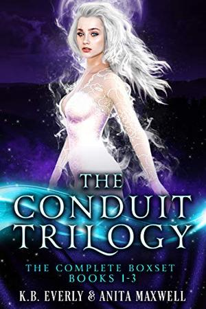 The Conduit Trilogy Boxset: A Reverse Harem Paranormal Romance by Anita Maxwell, K.B. Everly