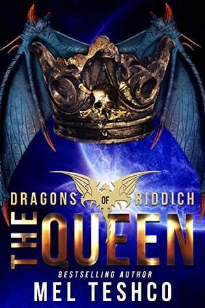 The Queen: A Scifi Alien Romance by Mel Teshco