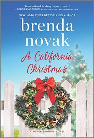 A California Christmas (Silver Springs) by Brenda Novak