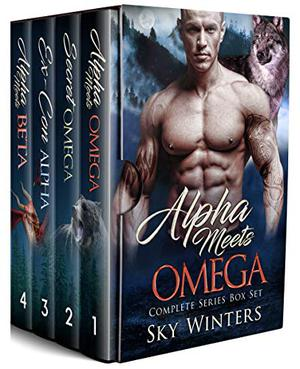 Alpha Meets Omega: A Four Book Box Set by Sky Winters