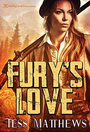 Fury's Love by Tess Matthews