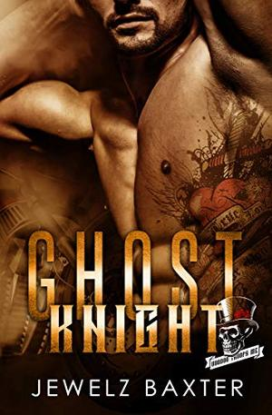 Ghost Knight by Jewelz Baxter, CT Cover Creations