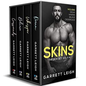 Skins: The Boxed Set: Gay romance boxed set, the full series! by Garrett Leigh