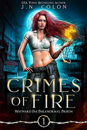 Crimes of Fire by J.N. Colon