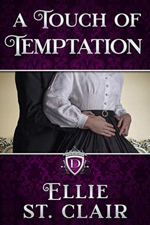 A Touch of Temptation by Ellie St. Clair