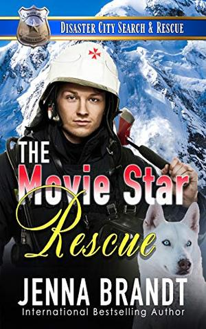 The Movie Star Rescue: A K9 Handler Romance by Jenna Brandt